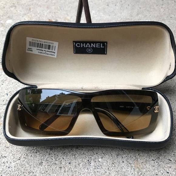 b5d60ed25841 CHANEL Accessories - Chanel CC Shield Sunglasses